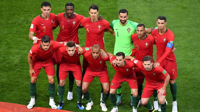 Portugal-Huitièmes
