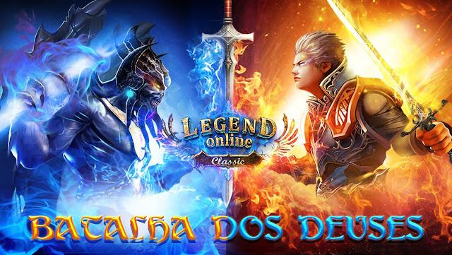 Legend Online Classic Hız Hileli APK