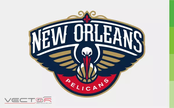 New Orleans Pelicans Logo - Download Vector File CDR (CorelDraw)