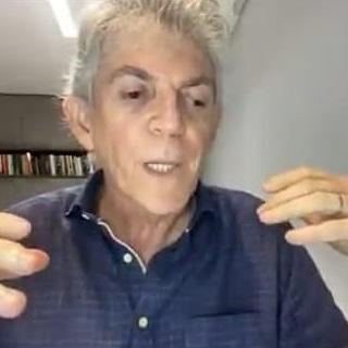 VEXAME: Em decadência moral e política, Ricardo Coutinho faz Live e registra fracasso de audiência