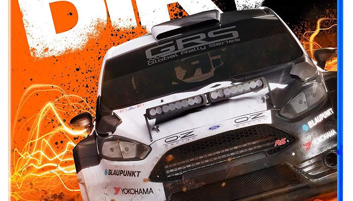 Dirt 4 + DLC [PS4] [PKG] [Zippyshare]