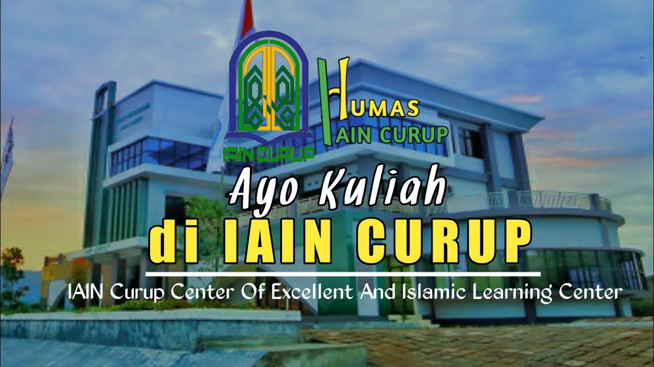 10 Universitas Terbaik di Bengkulu Tahun 2021 versi Webometrics, IAIN Curup Nomor 3