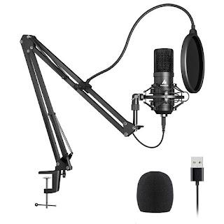 Best condenser microphone under 10000 in India 2021