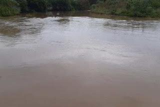 Açudes transbordam após fortes chuvas e registros ultrapassam 122 mm em várias municípios do Sertão