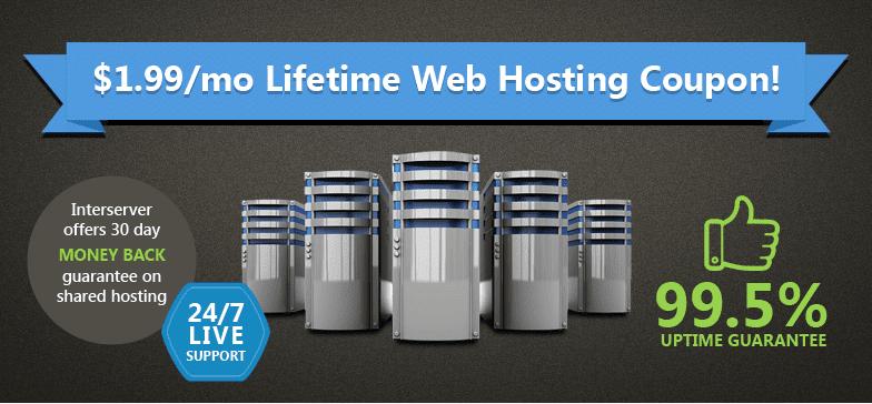 Đăng ký interserver hosting