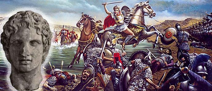 Η σχέση του Μ.Αλεξάνδρου  ο γιος θεών! με την αρχαία Αμφίπολη