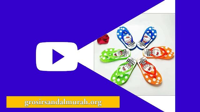 Grosirsandalmurah.org - Sandal Baby - Sandal AB Love HK Baby