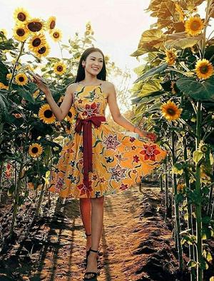 Taman Bunga Matahari Bandung