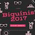#Verão: Biquínis 2017 - Novas Tendências!