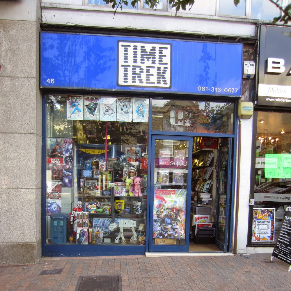 Time Trek shop