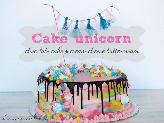 τούρτα γενεθλίων μονόκερος