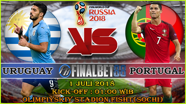 Live Uruguay Vs Portugal World Cup July 1, 2018