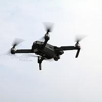 DJI Mavic Pro Flying in air