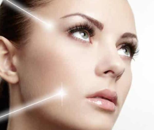 Perawatan Kecantikan Kulit dengan Sinar Laser Acne Rejuvenation Whitening