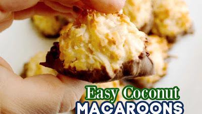 thumbnail for macaroon video on youtube