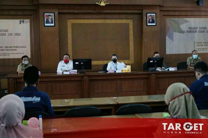 Bupati Haryanto : Rintis Usaha Tak Bisa Sekejap Mata
