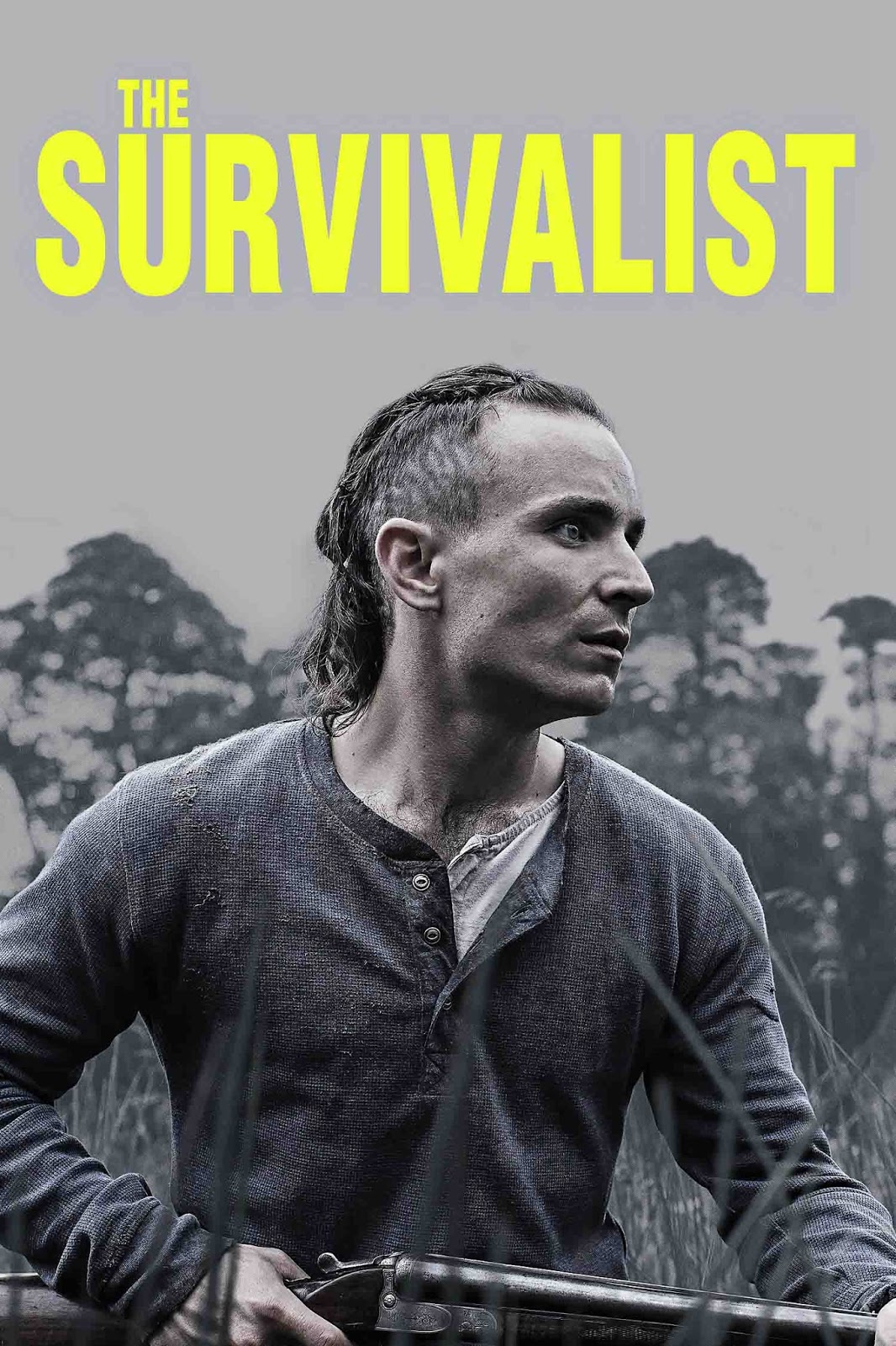 The Survivalist Torrent - Blu-ray Rip 720p Legendado (2016)
