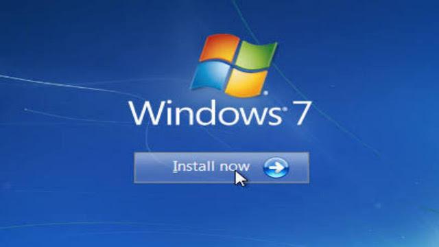 Cara Install Ulang Windows 7 | Panduan Beserta Gambar ...
