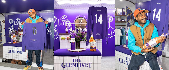 Here are some instructions about how to enter the Glenlivet x Don C Sweater Giveaway for your chance to win some really great prizes!