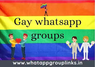 Gay whatsapp group links