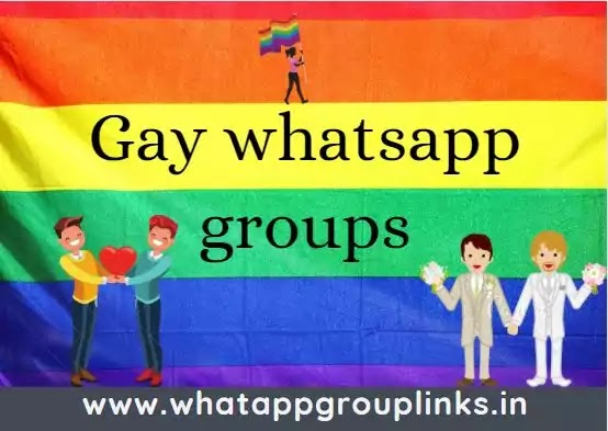 Gay whatsapp group link 2020 | Join 100s of active groups