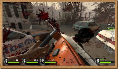 Left 4 Dead 2 Gameplay Screenshots
