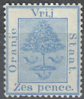 Orange Free State 1897