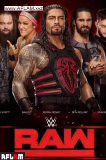 عرض الرو WWE Raw 22.02.2021 مترجم