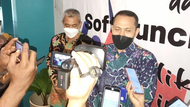 BPS Provinsi Kepri Luncurkan Layanan Warung Gurindam Dalam Bentuk Website