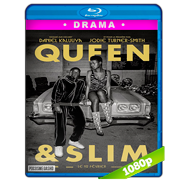 Queen y Slim: Los fugitivos (2019) BDRip 1080p Latino