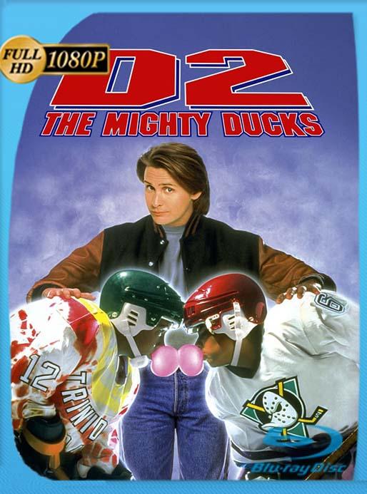 D2: The Mighty Ducks [Los campeones 2] (Vuelven los mejores) (1994) HD 1080p Latino [GoogleDrive] [tomyly]