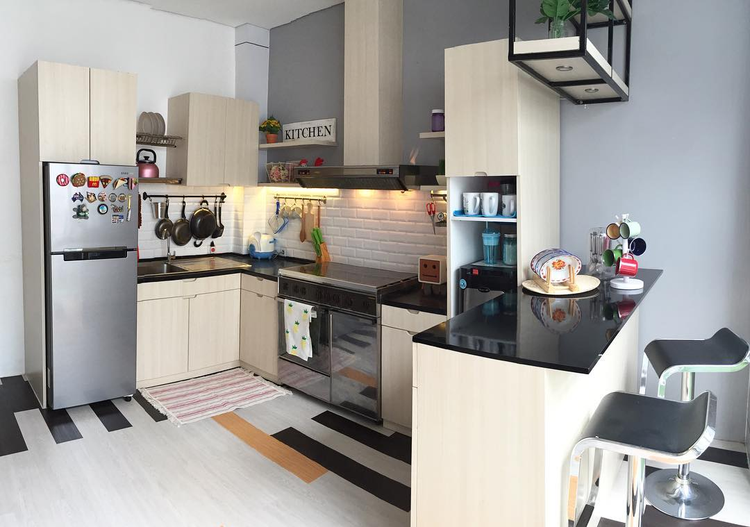 Model Kitchen Set Terbaru Dari Ikea
