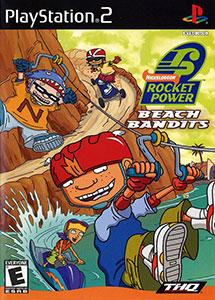 Rocket Power Beach Bandits PS2 ISO (Ntsc-Pal) (MG-MF)
