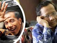 Mahfud MD Menolak Jadi Timses Jokowi-Ma'ruf