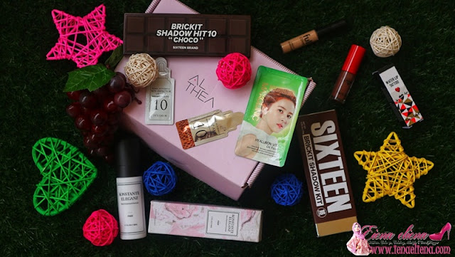 Review Althea Party All Night Box