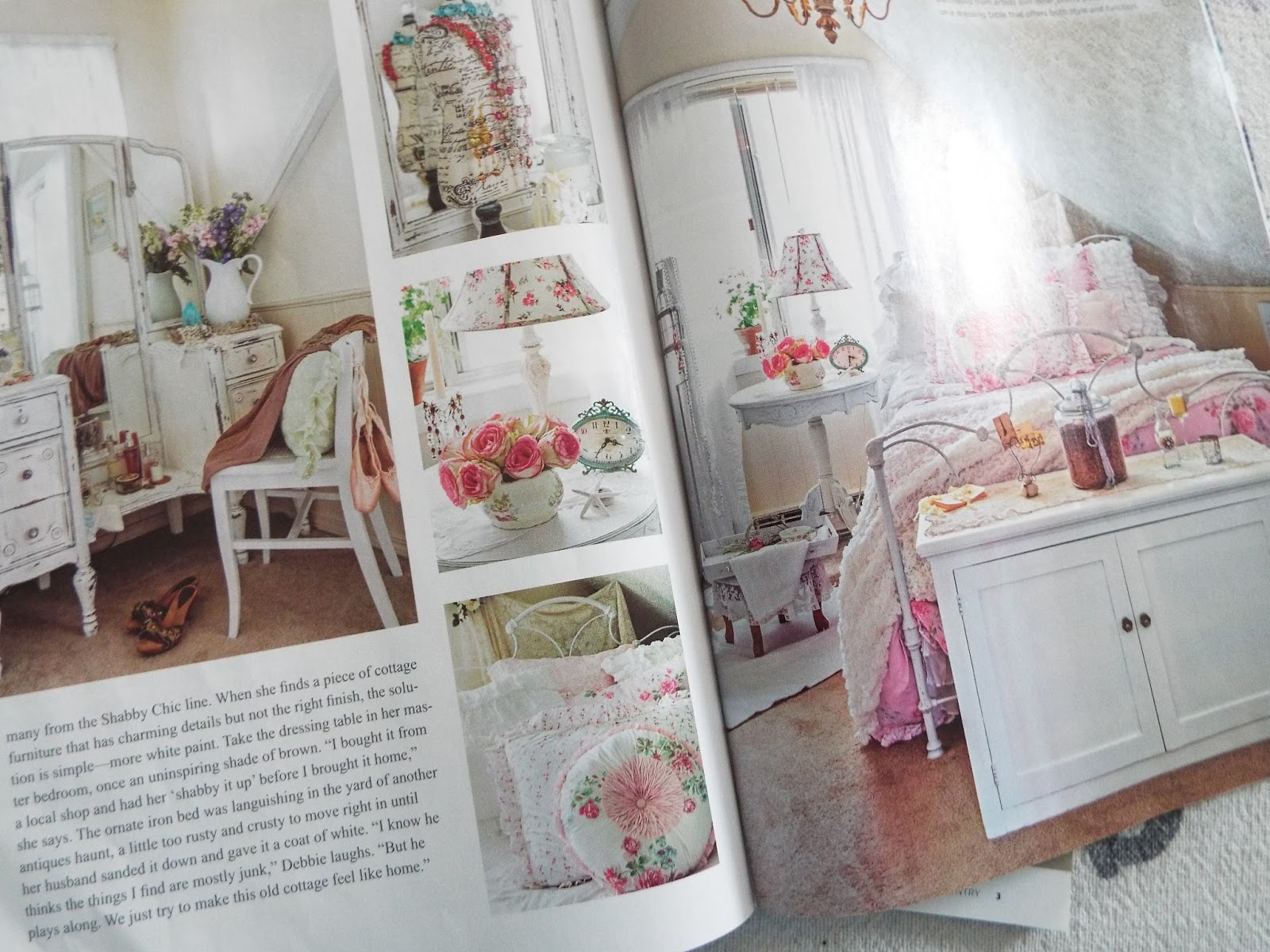 Lakehouse: Romantic Country Magazine!!!