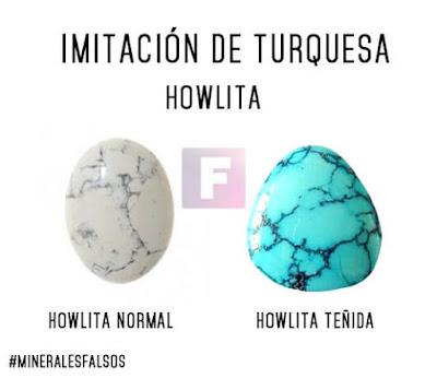 howlita imitacion de turquesa | foro de minerales