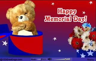 Memorial Day 2017 Greetings Cards & Ecards