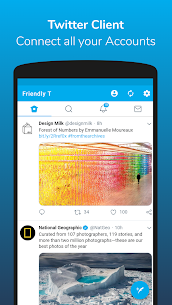 Friendly For Twitter Premium v3.1.3 build 128 MOD APK