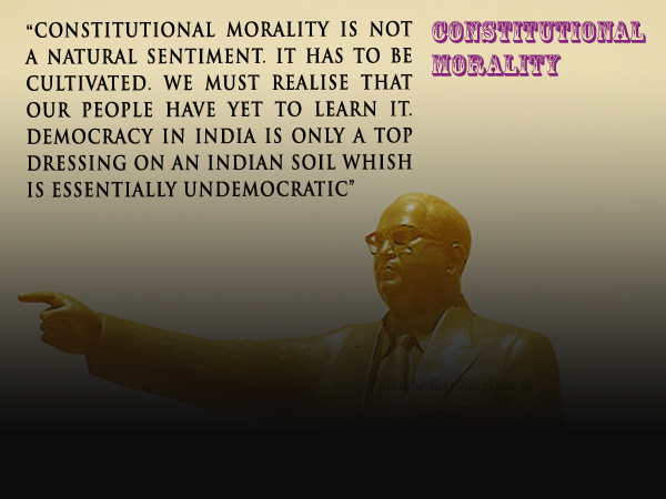 Economics Quotes Wallpapers The Essential Writings Of B R Ambedkar Constitutional