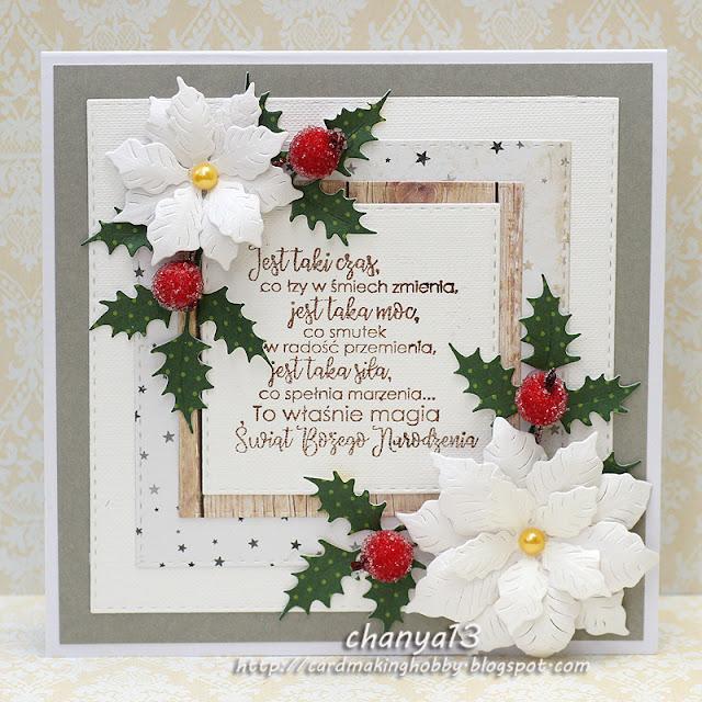 176. Kartka świąteczna – Jest taki czas