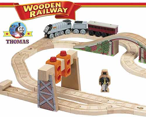 edward the great set thomas wooden railway train layout train thomas the tank engine friends. Black Bedroom Furniture Sets. Home Design Ideas