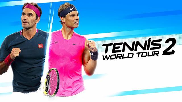 Tennis World Tour 2 تحميل مجانا