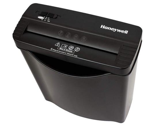 Honeywell 9306F 6 Sheet Strip-Cut Paper Shredder