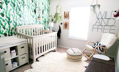 tendencia habitación bebé 2018