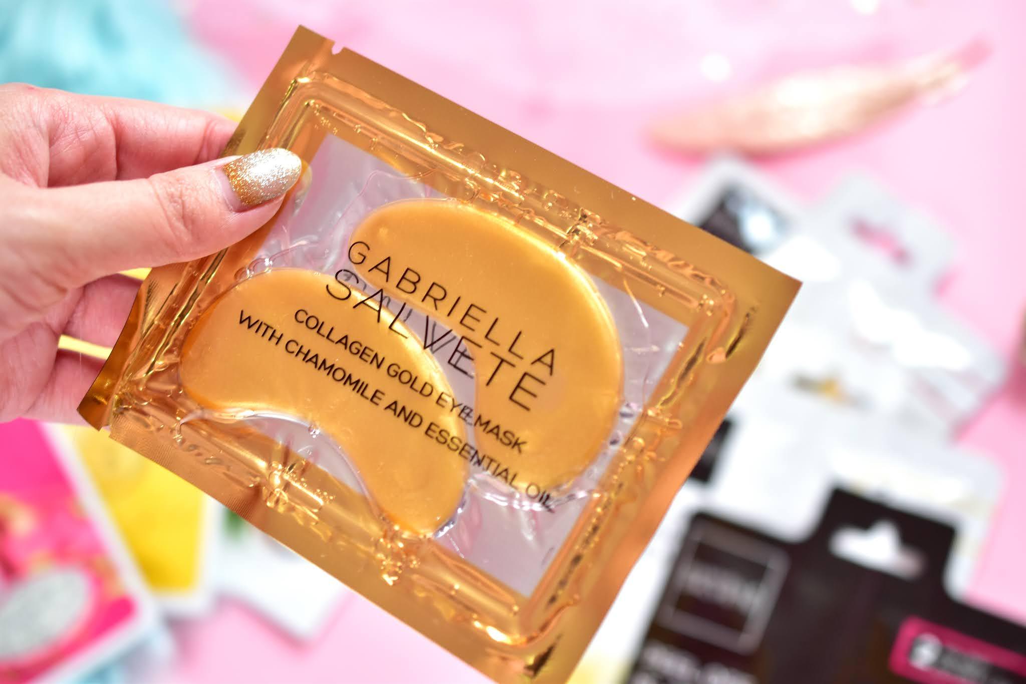 Gabriella Salvete eye mask