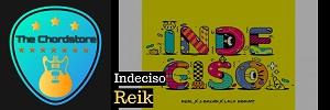 INDECISO Guitar Chords ( Reik, J Balvin & Lalo Ebratt)