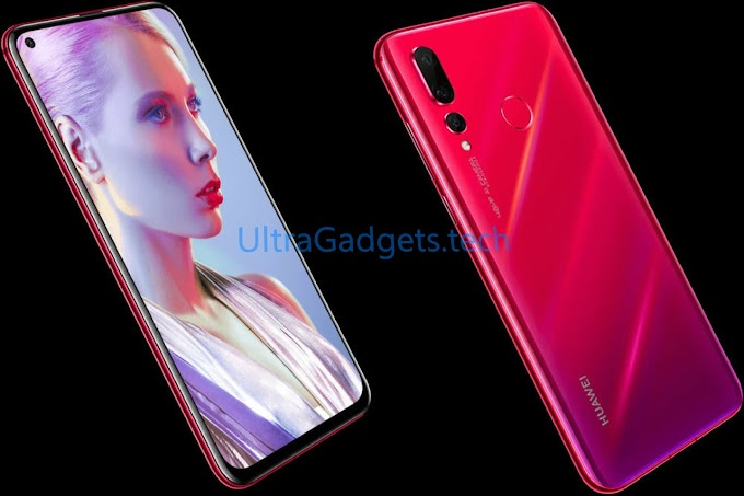 Huawei Nova 4 With Display Hole, 48-Megapixel Rear Camera Launched