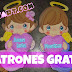Patrones Gratis ANGELS Precious Moments