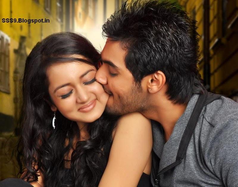 Romantic Lip Kiss Hd Wallpaper Latest Actress Hot Sexy Images Shanvi Hot Kiss Lovely